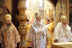 Служба в православной церкви церкви