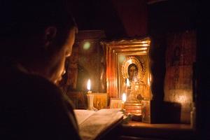 Какие молитвы нужно читать утром и вечером{q}
