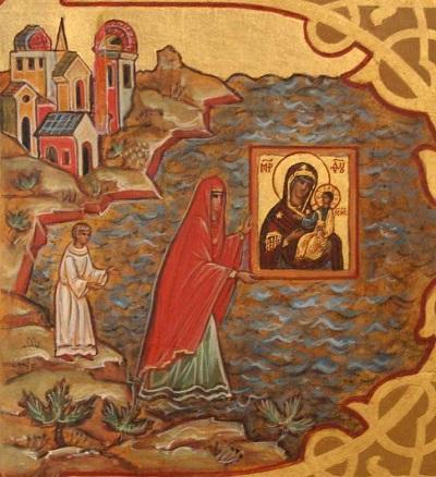 Икона иверская в чем помогает молитва