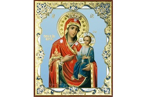 Иверская икона Божьей Матери — от чего помогает