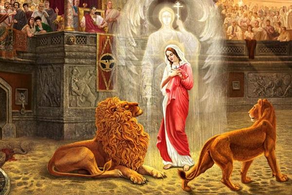Икона и молитва святой татьяны