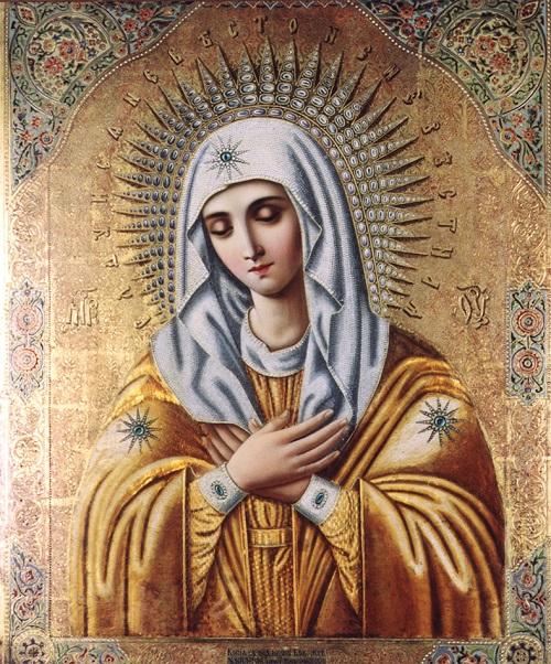 Икона божией матери умиление в чем помогает