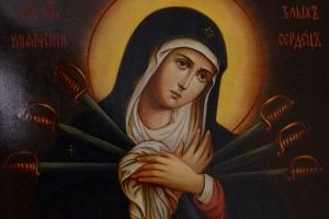 Молитва о смягчении сердца жестокого мужа