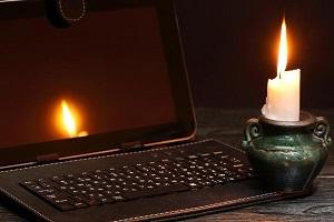 Молитва и поставить свечку