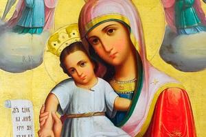 Молитва Сон Богородицы - прошение святой о помощи и защиты, правила чтения молитвы