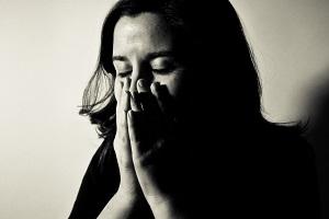 Молитва в тяжелых обстоятельствах