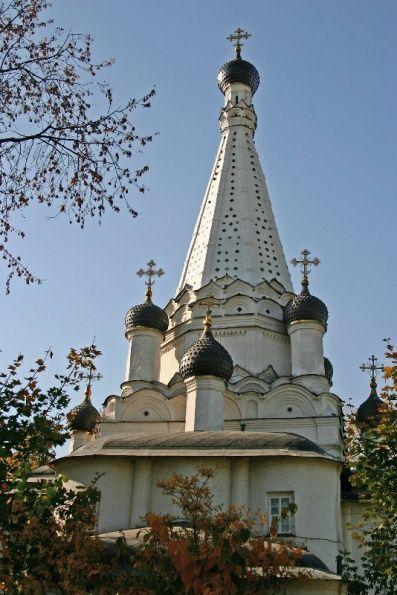 Храм Покрова Пресвятой Богородицы купола