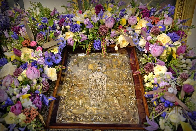 Храм Всех Скорбящих Радость на Ордынке икона Богородице
