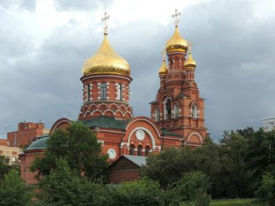 Храм Всех Святых в Красном селе-1
