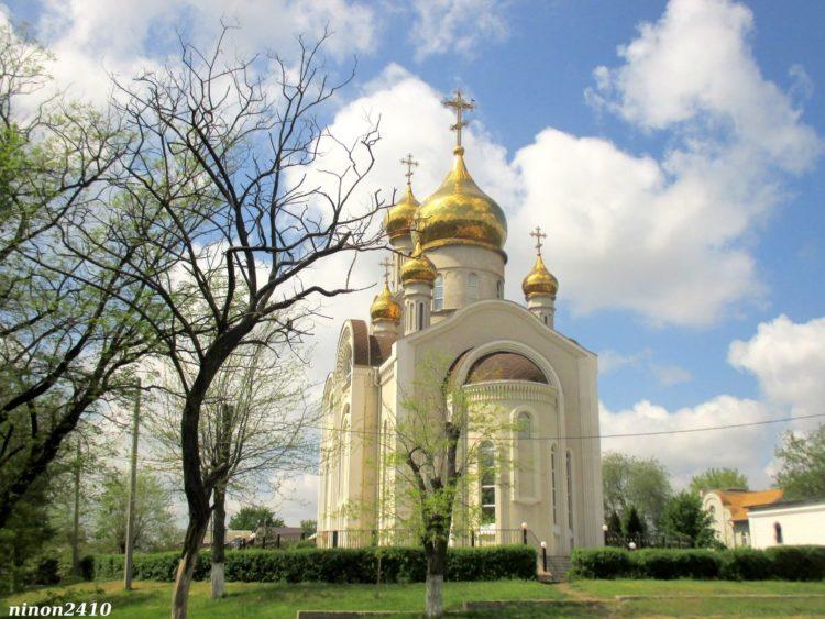 Храм святителя Димитрия