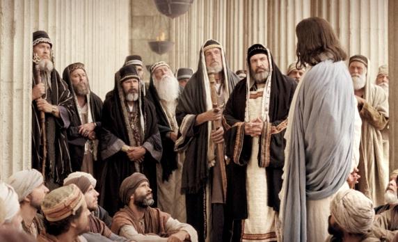 Иисус и фарисеи