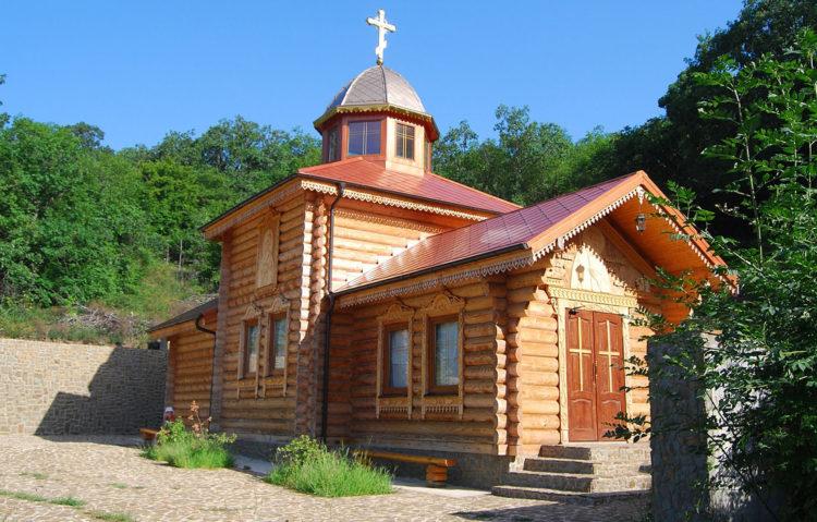 Кизилташский Стефановский мужской монастырь