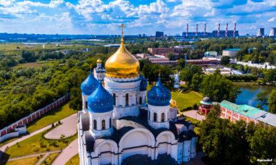 Николо Угрешский монастырь-1