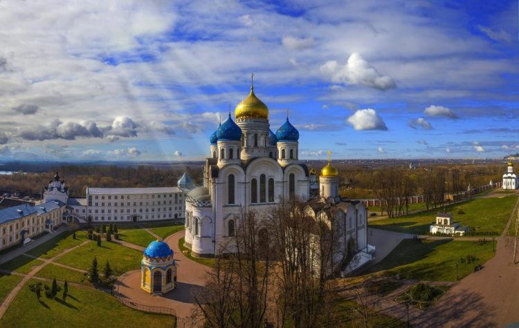 Николо Угрешский монастырь-2