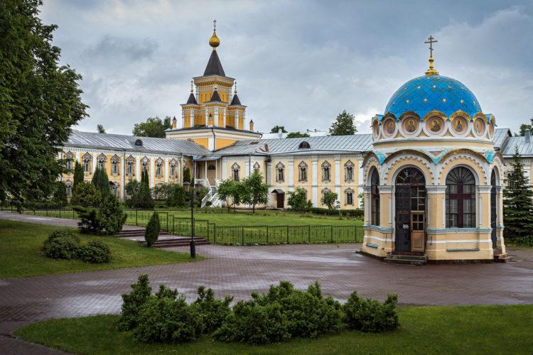 Николо Угрешский монастырь-3