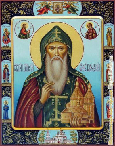 Преподобный Олег Брянский