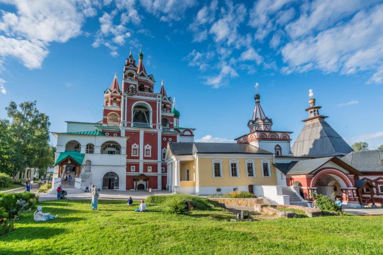 Саввино-Сторожевский монастырь-подворье