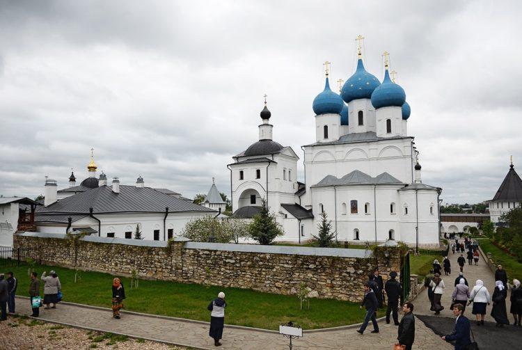 Серпуховский монастырь Неупиваемая чаша