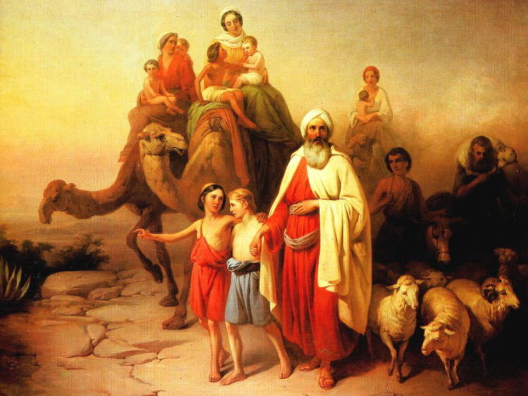 Странствия Авраама