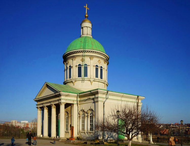 Сурб Хач — церковь Святого Креста