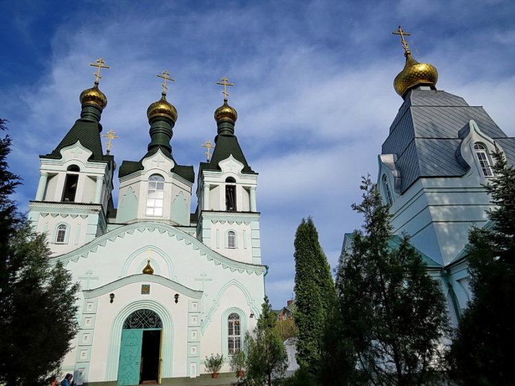 Свято-Троицкий приход