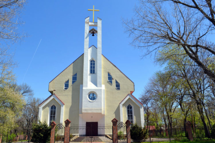 Церковь Тайной Вечери