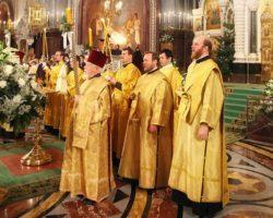 Церковные песнопения
