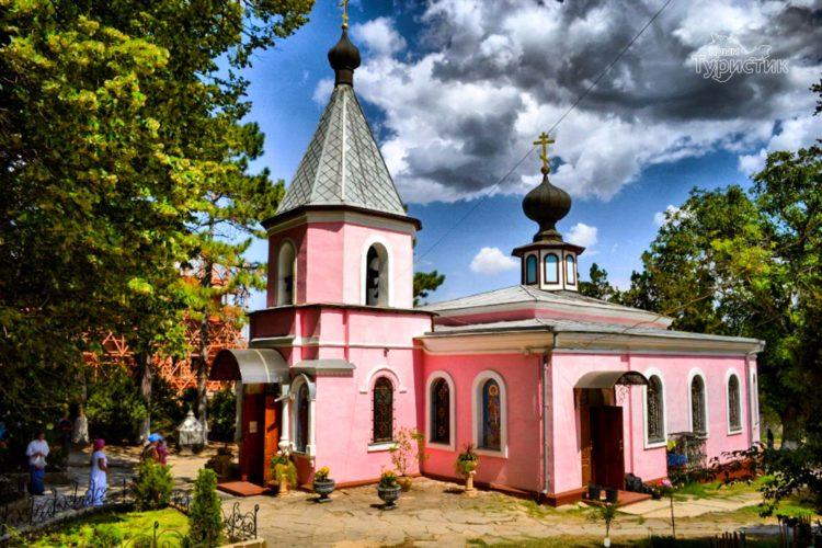 Топловский монастырь в Крыму-1