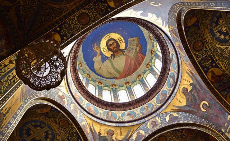 Вознесенский Собор Новочеркасск-внутри