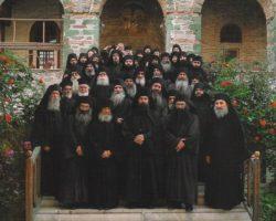 афонские старцы