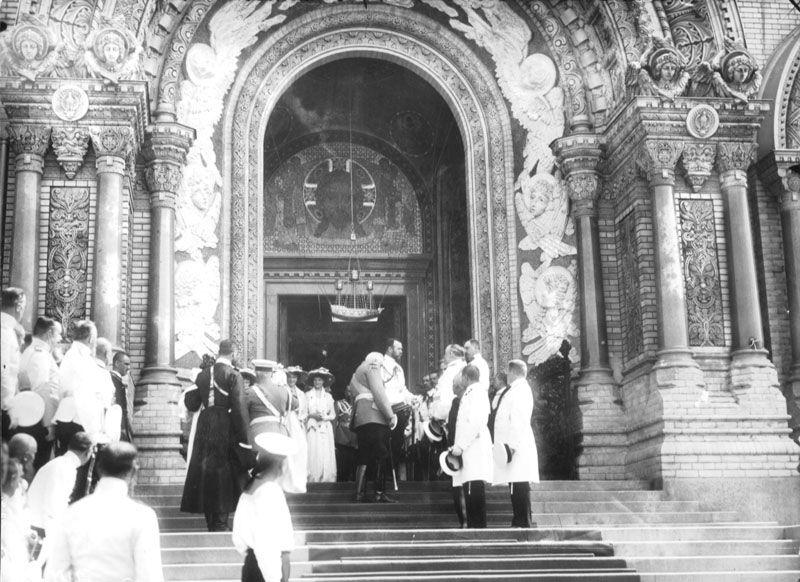 Никольский собор в советские годы