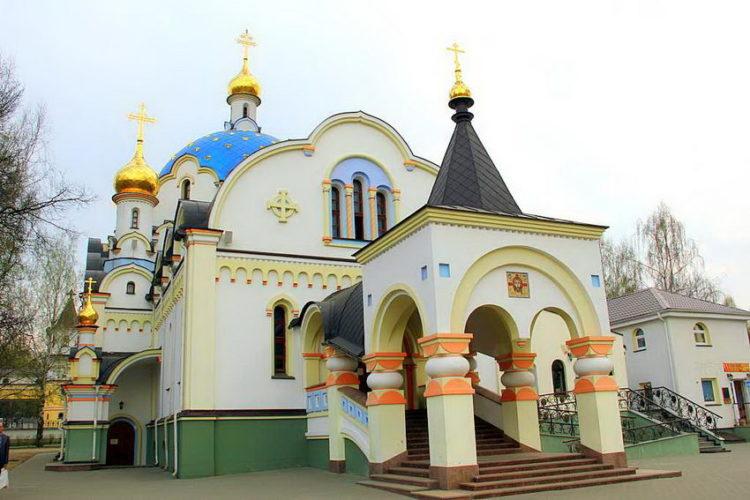 Храм иконы Божией Матери «Державная.
