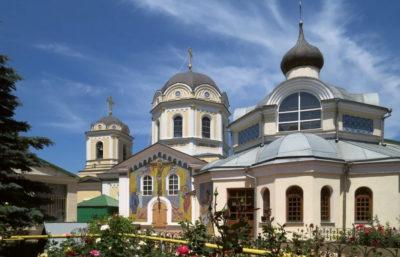 монастырь Святой Троицы в Симферополе