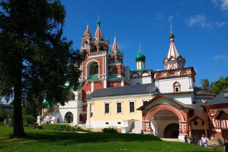 Звенигородский монастырь Саввы Сторожевского