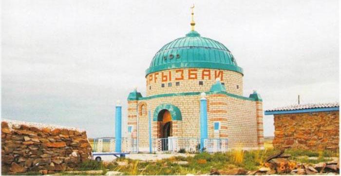Чудотворная могила Ыргызбая