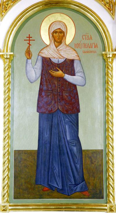 Икона Пелагеи Балакиревой