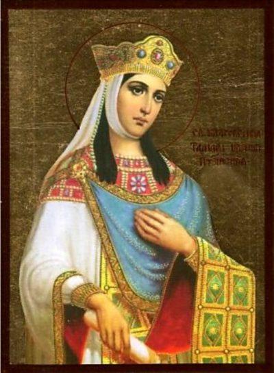 Икона Тмары царицы