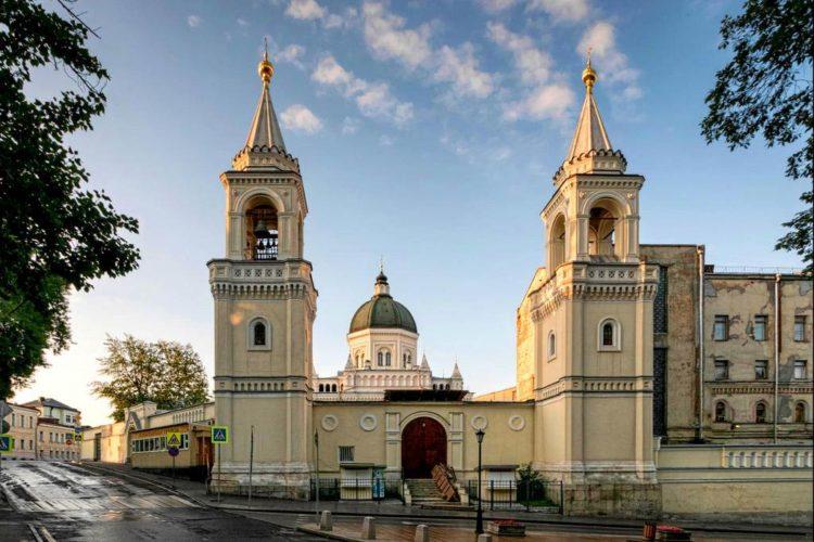 Иоанно-Предтеченсикй монастырь