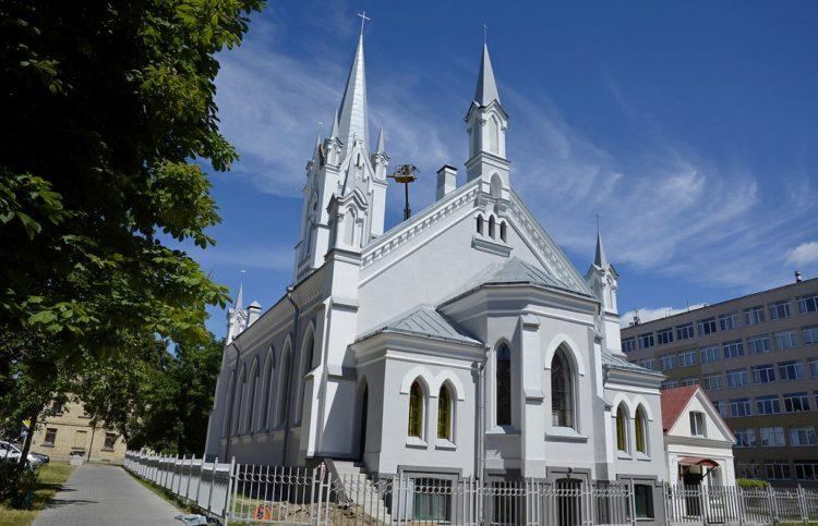 Лютеранска Церковь