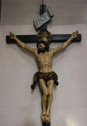 Лютеранский крест