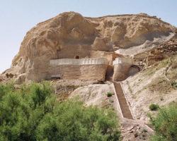 Подземная мечеть Бекет-ата 1