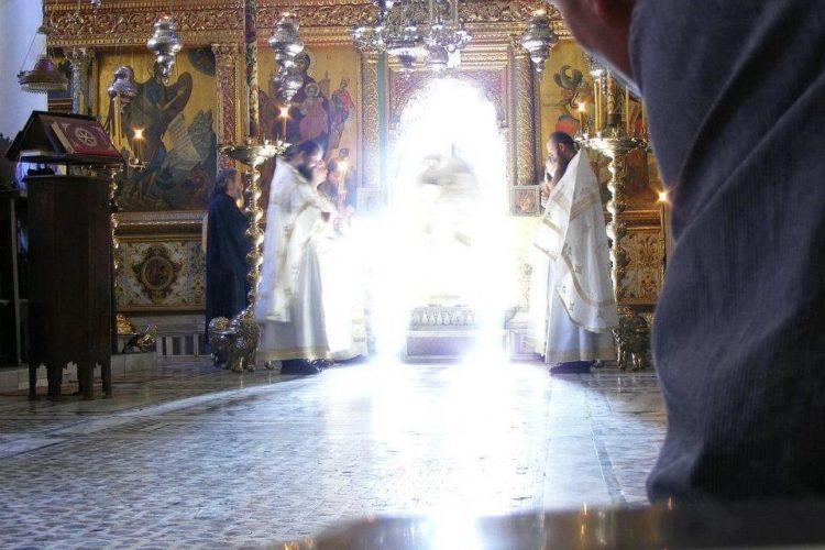Православные чудеса в наши дни