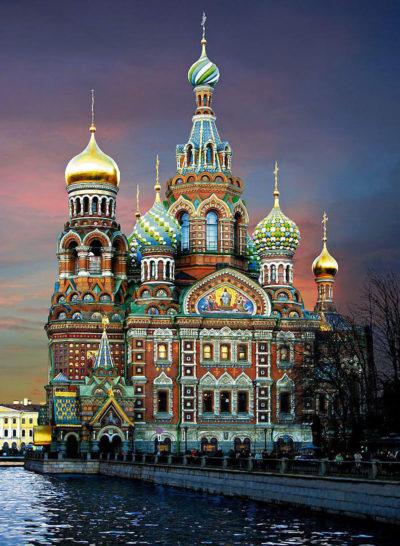 Спас на Крови Санкт Петербург