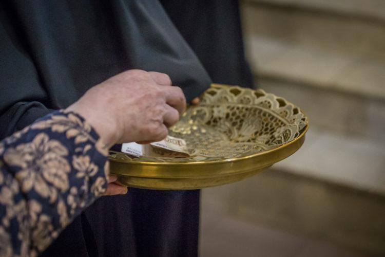 Церковная десятина