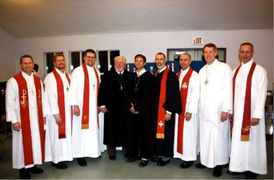 Лютеранские священники