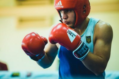 бокс в крылатском