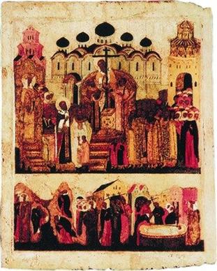 Кон XVI в., Россия