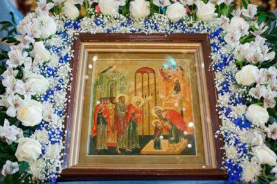 Входила ли Богородица во Храм? Исповедь сомневающегося